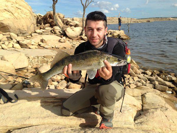 Pesca crankbait