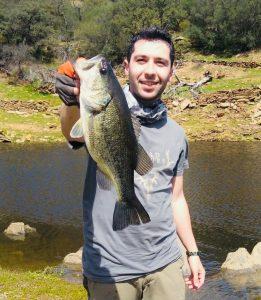 Pesca a finesse de bass
